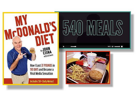 """Keep McDonald's """"Nutrition"""" Film Out of Schools"""