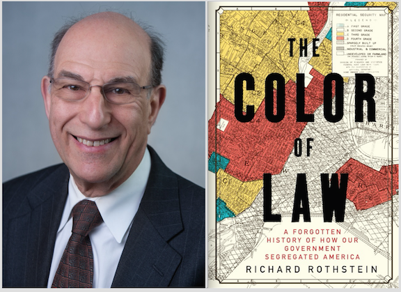 Rothstein In Richmond Raising Consciousness About The Color Of Law