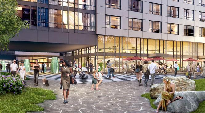 To Boost Retail Build Housing Beyond Chron