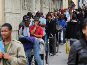 Waiting lines for affordable housing
